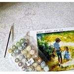 Картины по номерам - Третьяковская галерея в вашей квартире!