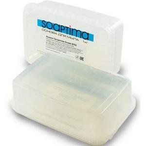 Прозрачная базовая основа для мыла, 1 кг.
