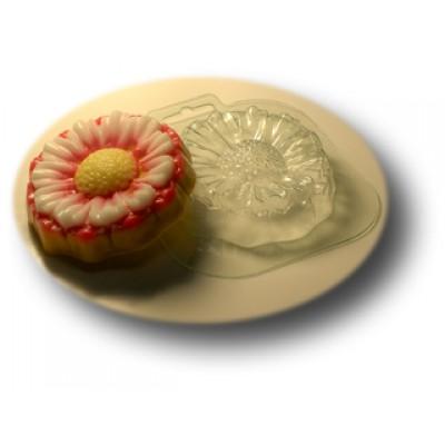 Пион, форма для мыла пластиковая
