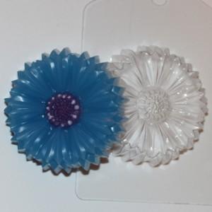 Василек, форма для мыла пластиковая