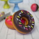Пончик в глазури, форма для мыла пластиковая