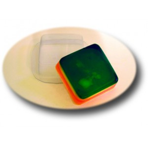 Квадрат МФ, форма для мыла пластиковая