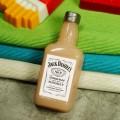 Бутылка Джека, форма для мыла пластиковая