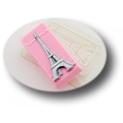 Любовь к Парижу, форма для мыла пластиковая
