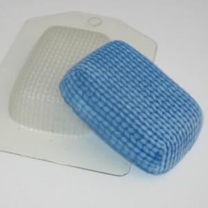 Вязаное, форма для мыла пластиковая