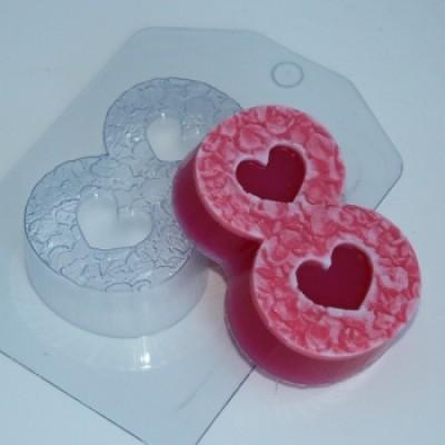 8 марта - Лепестки, форма для мыла пластиковая