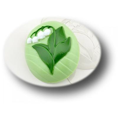 Ландыш МФ, форма для мыла пластиковая
