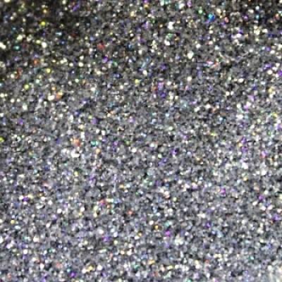 Серебристые голография, блестки (глиттер), 5 гр