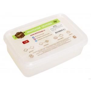 Мыльная основа белая ACTIV SLS FREE-W, 1 кг.
