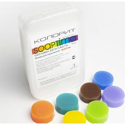 Колорит, основа для окрашивания, 1 кг/упак, пр-во Россия, SOAPTIME
