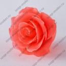 Роза 4 3D, форма для мыла силиконовая