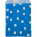 Горох синий, пакет крафт, 10х15см, комплект из 3х пакетиков