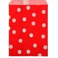 Горох красный, пакет крафт, 10х15см, комплект из 3х пакетиков