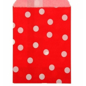 Горох красный, пакет крафт, 10х15см
