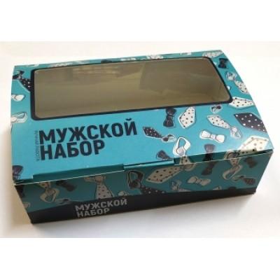 """Коробочка складная """"Мужской набор"""""""