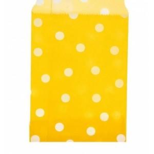 Горох желтый, пакет крафт, 10х15см
