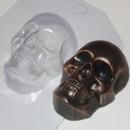 Череп 1, форма для мыла пластиковая